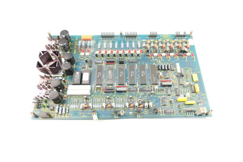 Conair 10001181 Microtrac 2.3 Microcomputer Control Motherboard Rev A