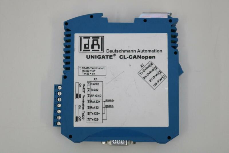 Deutschmann Automation Unigate CL-GT-C4 Protocol Converter