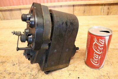 Antique Vintage Tractor Magneto Parts Simms Su4 4 Cylinder