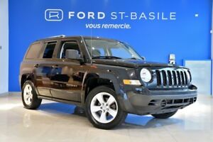 2011 Jeep Patriot 4X4 NORTH Tres Propre ! Wow ! 4X4 Very Clean !