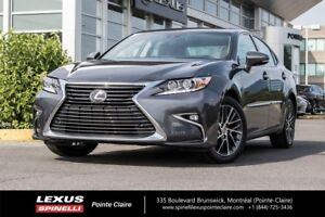 2018 Lexus ES ES 350 TOURING, NAVIGATION, LEATHER AND ROOF SPECI