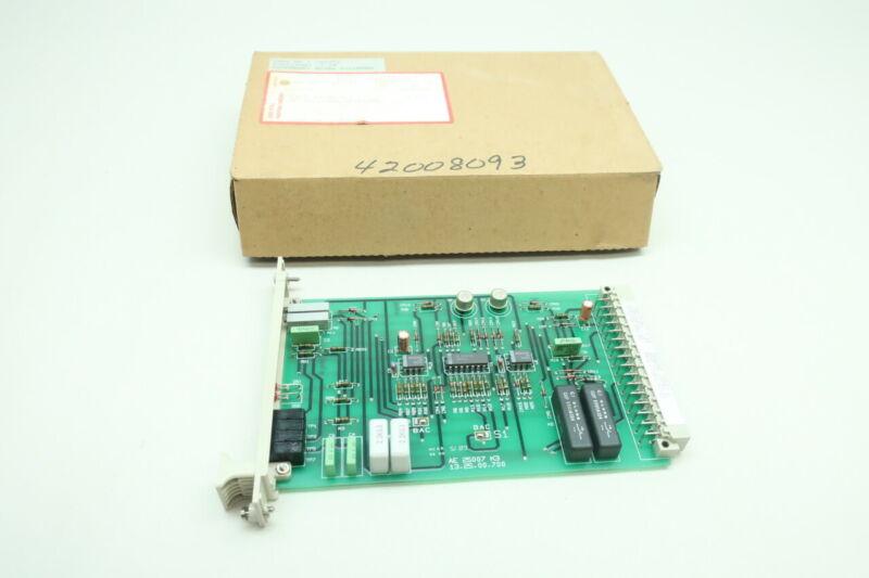 Abb 720074 AE 25007 K3 Speed Level Detector Pcb Circuit Board