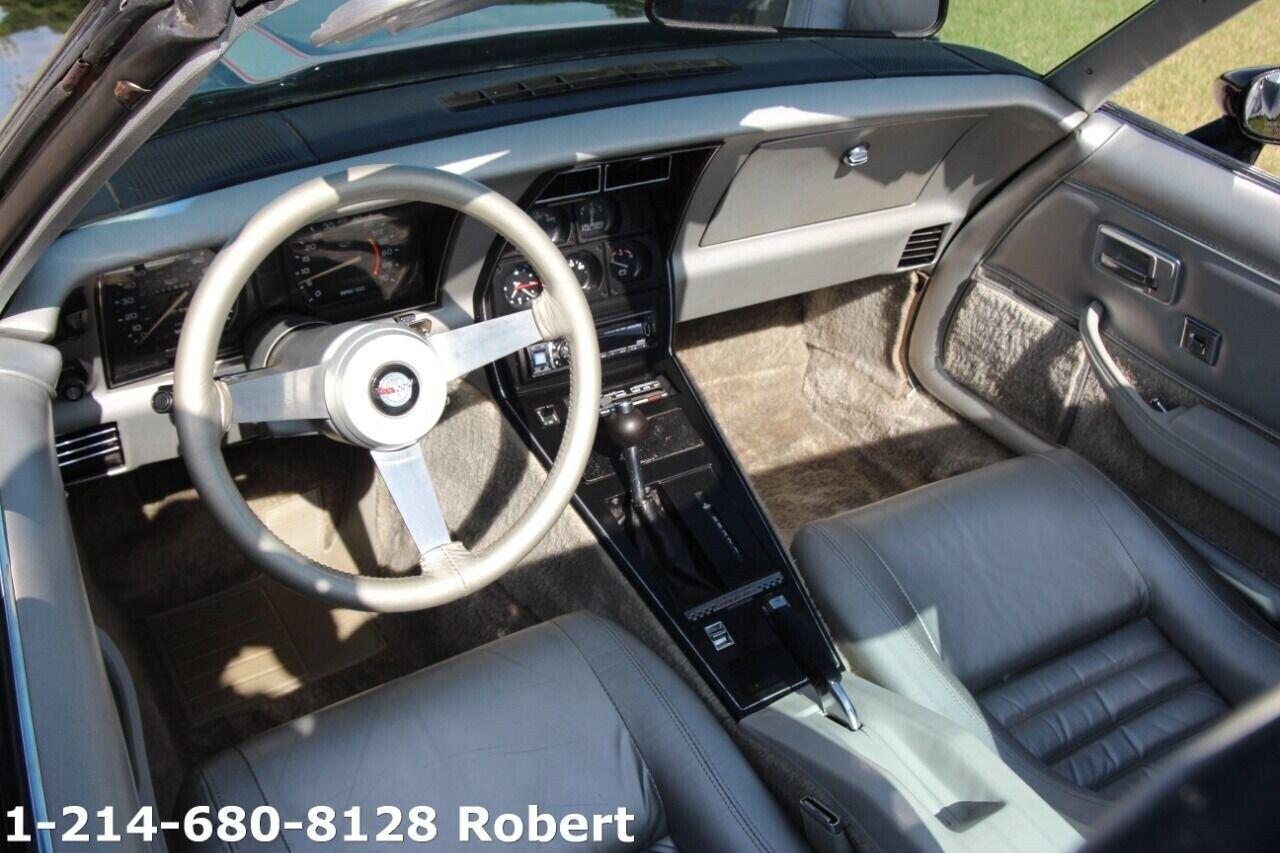 1978 Black Chevrolet Corvette   | C3 Corvette Photo 8