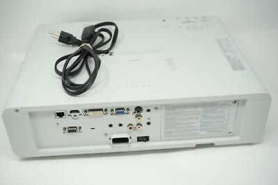 Panasonic PT-FW430U LCD WXGA Projector C016