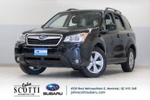 2015 Subaru Forester I Convenience CERTIFIED 1.9% 24 MONTH