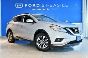 2017 Nissan Murano SV AWD CVT VERY CLEAN AND WELL EQUIPPED !!