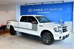 2013 Ford F150 SUPERCREW / 4X4 / NAVIGATION FX4 GROUP