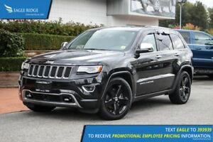 2014 Jeep Grand Cherokee Overland Navigation, Heated Seats, B...