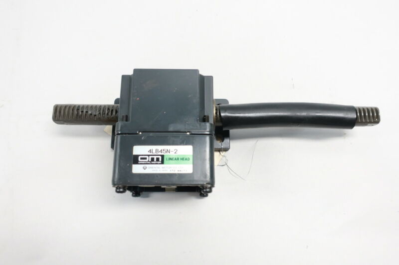 Oriental Motor 4LB45N-2 Linear Head