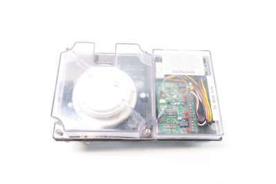 Simplex 4098-9756 Air Duct Sensor Housing Smoke Detector Fire Alarm