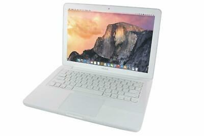 Apple MacBook 2.4GHz Core 2 Duo 4GB RAM 250GB HD MC516LL/A 2010 works perfectly