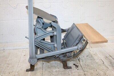 C P Chandler Price 6 12 X 10 Pilot Hand Printing Press Antique Letterpress