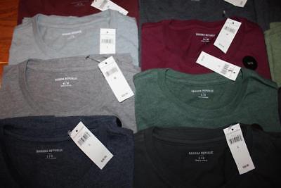 NEW NWT Mens Banana Republic Graphic Logo Elephant Tee T-Shirt 25 Styles Choose