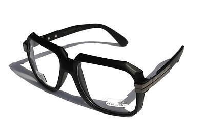 Nerd Sunglasses (Matte Black Clear Lens Nerd Square Sun Glasses GunMetal Accents)