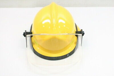 Cairnsbrother N660c Yellow Globe Fire Helmet