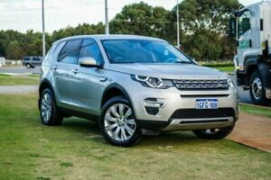 2017 Land Rover Discovery Sport L550 17MY HSE Luxury Gold 9 Speed Sports Automatic Wagon Wangara Wanneroo Area Preview