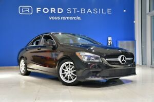 2017 Mercedes-Benz CLA CLA 250 4MATIC COUPE PANO ROOF - BACK-UP