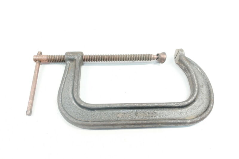 408 Drop Forged 8in C-clamp