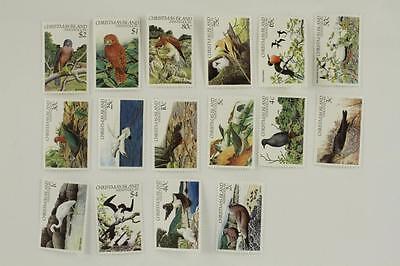 Vintage Lot Postal History STAMPS CHRISTMAS ISLAND Indian Ocean 1981
