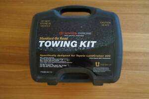 Genuine Toyota Landcruiser 200 Series Tow Bar Towing Kit