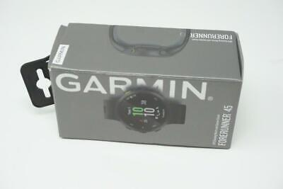 Garmin Forerunner 45 42mm Black GPS Running Watch Very Good Used Y177