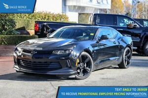 2018 Chevrolet Camaro 1LT Satellite Radio & Backup Camera