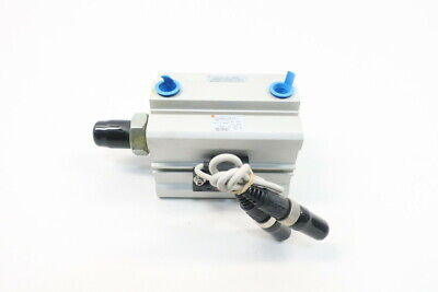 Smc Cdq2b50-50dm-j79w-111g Double Acting Pneumatic Cylinder 50mm 50mm 145psi