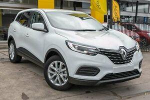 2019 Renault Kadjar XFE Life White 6 Speed Manual Wagon Bentleigh Glen Eira Area Preview