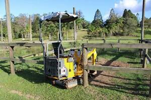 Gold Coast New Ozziquip Mini Digger On Sale TIGER Molendinar Gold Coast City Preview