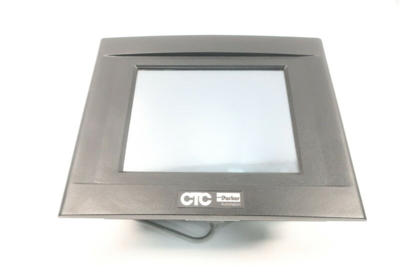 Parker PS10-2H2-DD1-AD3 Ctc 24vdc 78w Touch Screen Powerstation