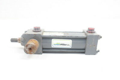Miller A81b6b Double Acting Pneumatic Cylinder 1-12in 250psi 3in
