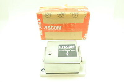 Syscom 14111076 Ms2007 Force Balance Accelerometer