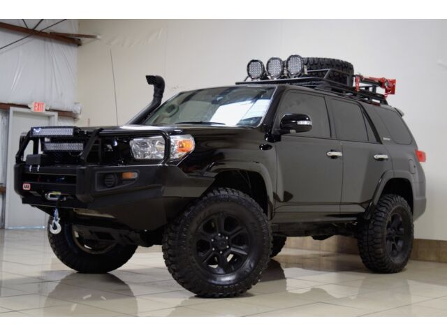 Toyota 4runner Offroad Lifted Icon Lift 4x4 Snorkel ...