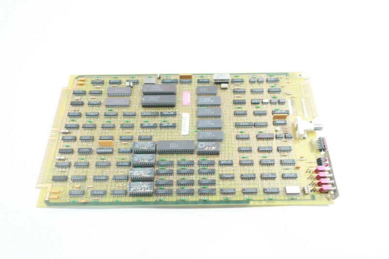 Cincinnati Milacron 3-531-3859A 3-533-0049G Srp Pcb Circuit Board Rev F
