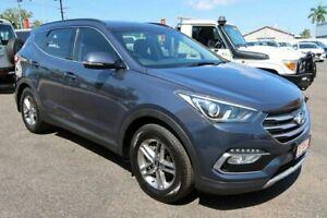 2017 Hyundai Santa Fe DM4 MY18 Active Blue 6 Speed Sports Automatic Wagon Winnellie Darwin City Preview