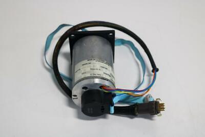 Warner Electric Hp Sm-024-0036-db Heds 5310 Stepper Motor With Encoder