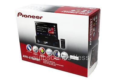 NEW Pioneer AVH-X7800BT DVD/CD/MP3 Player 7