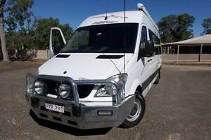 2010 Mercedes Sprinter Ultima 313 CDI, Low KM's, Lots of Extras South Bingera Bundaberg Surrounds Preview