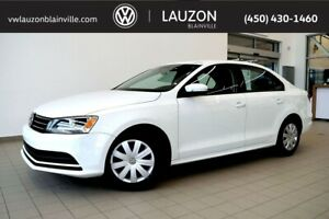 2015 Volkswagen Jetta Sedan Trendline+ rearview camera