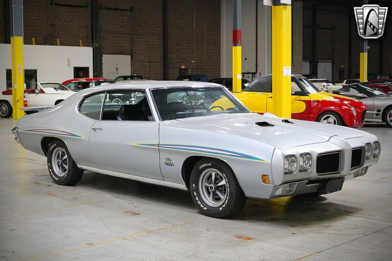 Image 4 Voiture American classic Pontiac GTO 1970