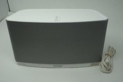 White Sonos Play:5 1st Gen Wireless Speaker Good Pre-Owned Working Condition