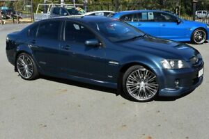 2009 Holden Commodore VE MY09.5 SS-V Blue 6 Speed Manual Sedan Underwood Logan Area Preview