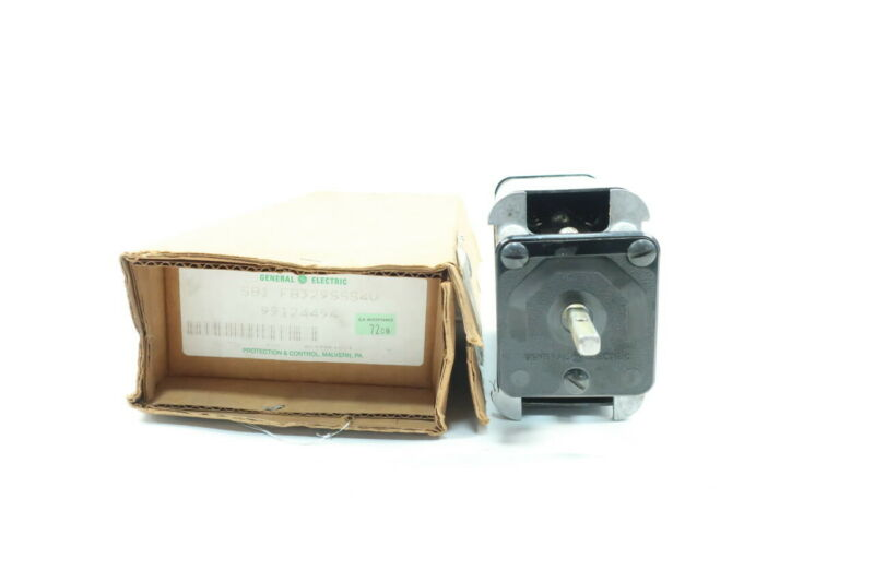 Ge SB1 FB329SSS4V Rotary Switch