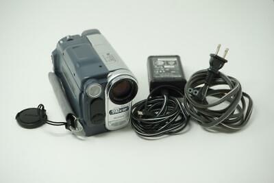 Sony Handycam DCR-TRV260 Digital 8 Camcorder Video Camera Silver G510