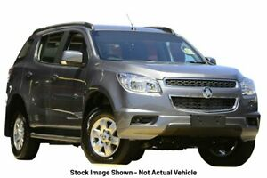 2014 Holden Colorado 7 RG MY15 LT Blue 6 Speed Sports Automatic Wagon
