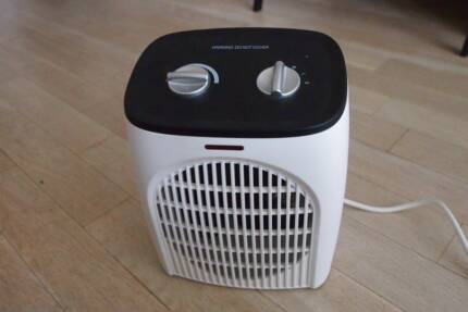 Fan heater - White - Good condition Bondi Junction Eastern Suburbs Preview