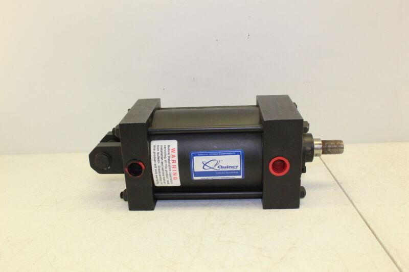 "Quincy Ortman 234261-05 Hydraulic Cylinder 4"" x 4"" 250 PSI New"