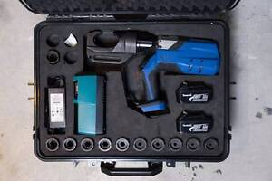 MSS C130-42-18V 13t Battery Powered Hydraulic Crimper - Hire Booragoon Melville Area Preview
