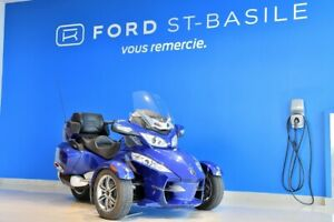 2012 Can-Am Spyder RT-S.. 15 276KMS+ SE5+CHROME+DEL+++ 1 Owner!
