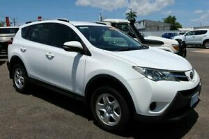 2015 Toyota RAV4 ASA44R MY14 GX White 6 Speed Sports Automatic Wagon Winnellie Darwin City Preview